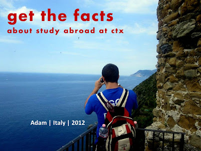Get the facts about CTX study abroad