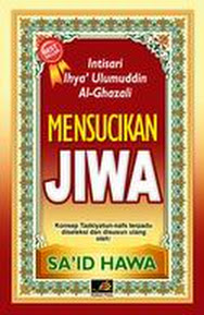 beli buku mensucikan jiwa said hawwa rumah buku iqro best seller bentang pustaka