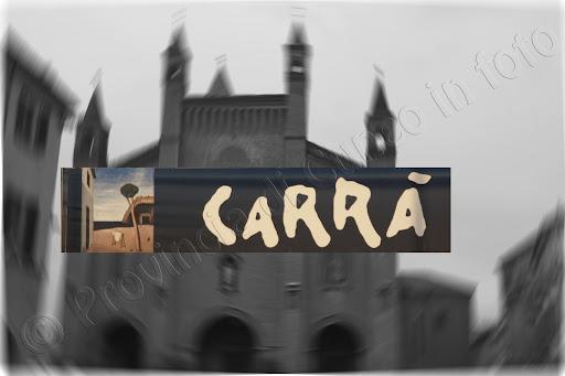 Fotografie Mostra Carlo Carrà - Alba