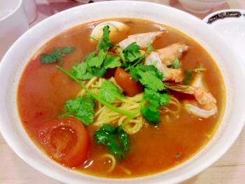 海老麺@大婆牛肉麺