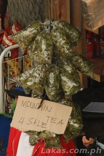Mountain Tea 4 Sale @ Mount Polis