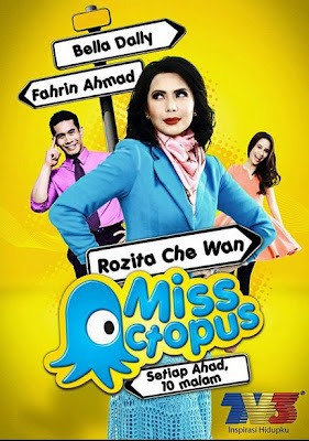 drama miss octopus tv3