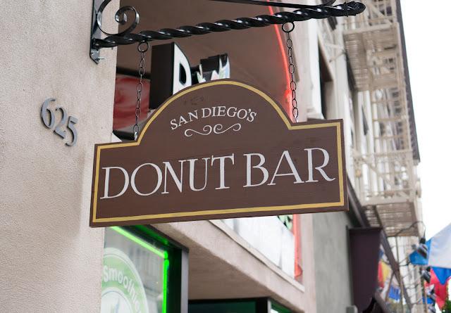 Donut Bar San Diego