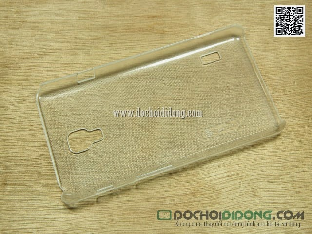 Ốp lưng LG LTE 3 F260 NK trong suốt
