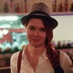 Natali Romanovich picture