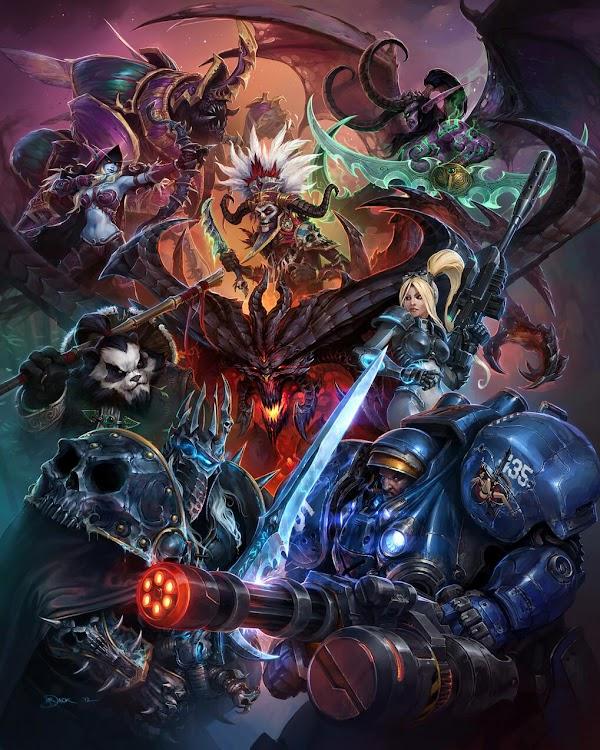 Blizzard hé lộ hình ảnh đầu tiên về Heroes of the Storm 1