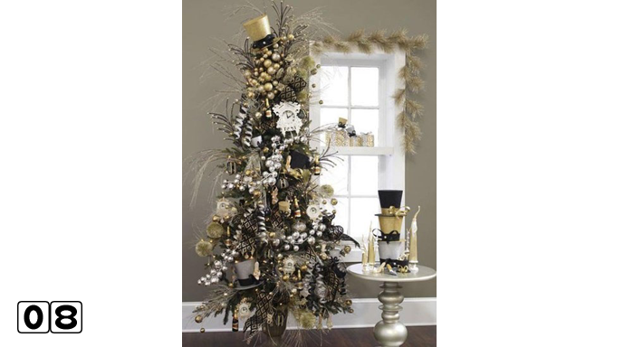 Christmas Tree Decorating Ideas Look Great with Picture 008