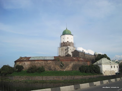 Выборгская крепость