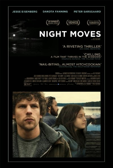 Poster Of English Movie Night Moves (2013) Free Download Full New Hollywood Movie Watch Online At alldownloads4u.com