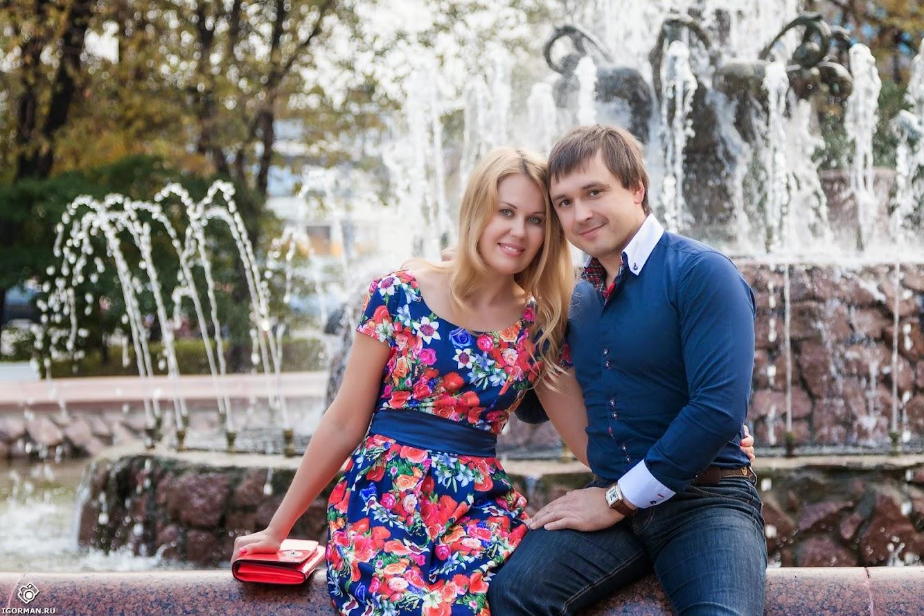 Фотосессии на природе в Москва