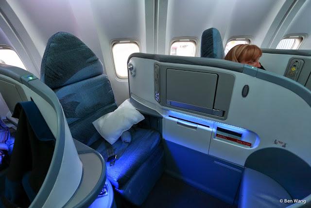 Air Canada 767 Classic Pod North America Transcon
