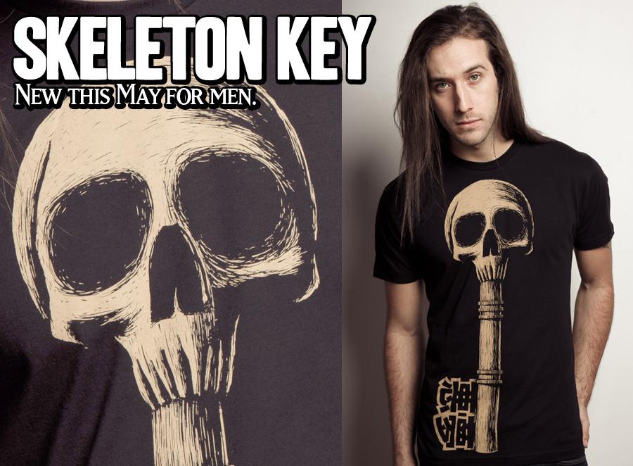 skeleton key, key shirt, keys, key, key tattoo, lock key, key art, skeleton key tee, key tee, key tshirt,