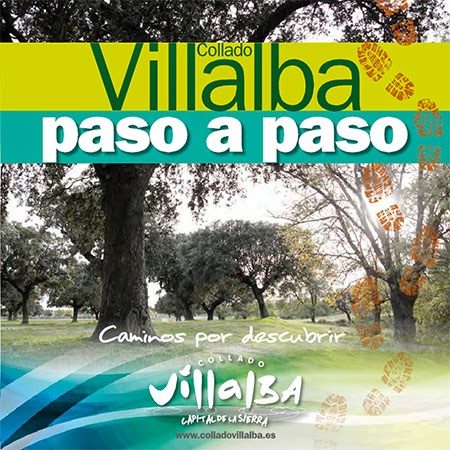 Collado Villalba paso a paso, caminos por descubrir
