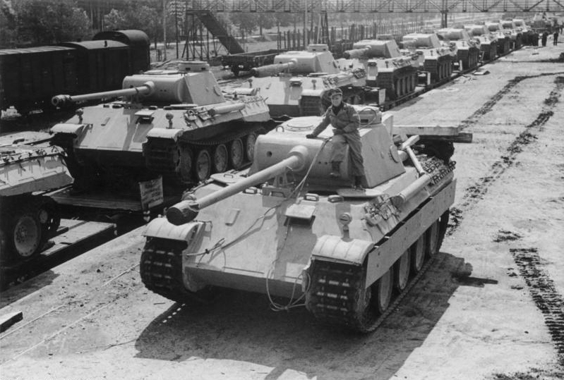 Image result for german panther