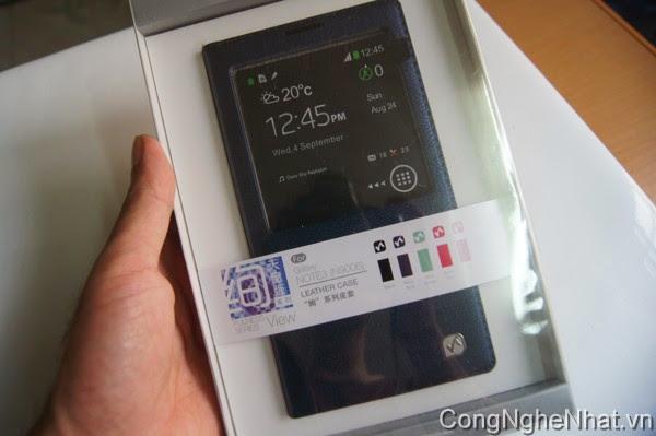 Bao da xịn cho SamSung GALAXY Note 3 (SC-01F)
