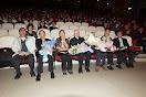 音樂會上鍾主教畢神父吳神父陳校長四位壽與與會嘉賓