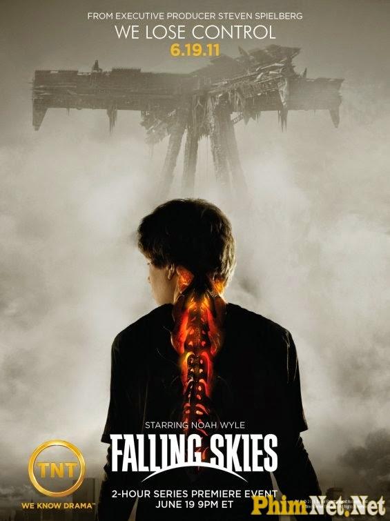 Xem Phim Aliens Tấn Công Trái Đất - Falling Skies Season 1