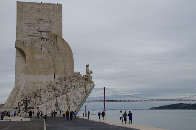 Blog de voyage-en-famille : Voyages en famille, Lisbonne, Belem et le centre ville