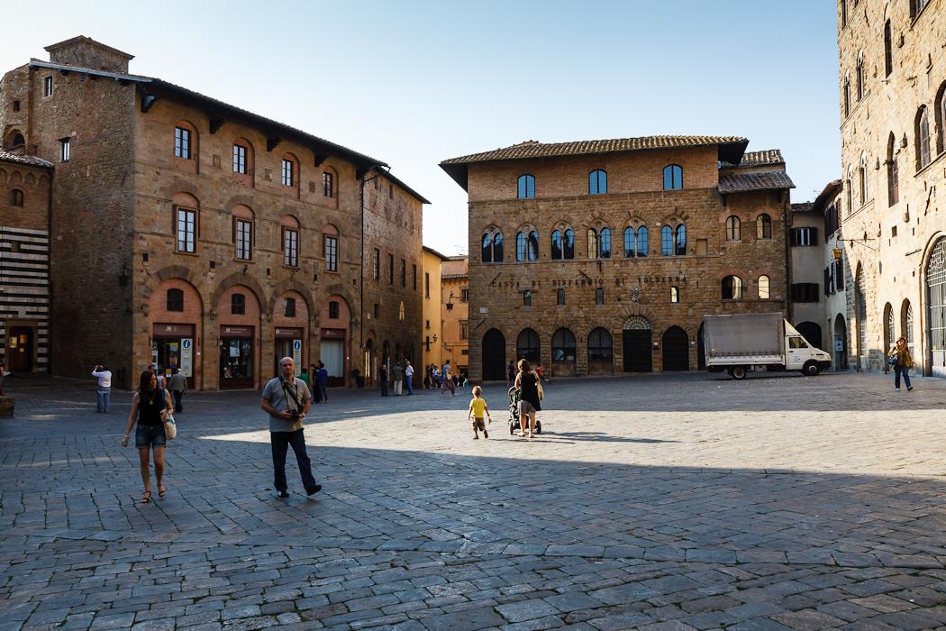 мы пошли на Площадь деи Приори (Piazzo dei Priori)