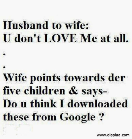 husband to wife whatsapp text jokes sms hindi indian
