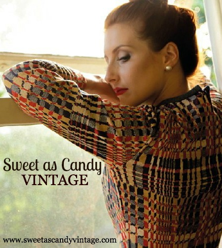 Sweet as Candy Vintage