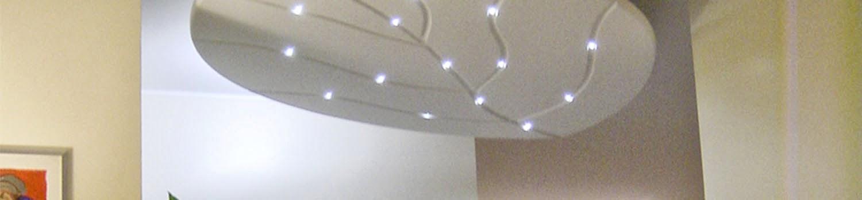 Progettazione illuminotecnica simulazione illuminotecnica for Illuminotecnica led