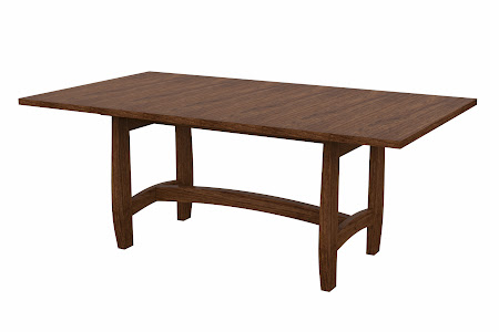 Montreal Conference Table in Cocoa Cherry