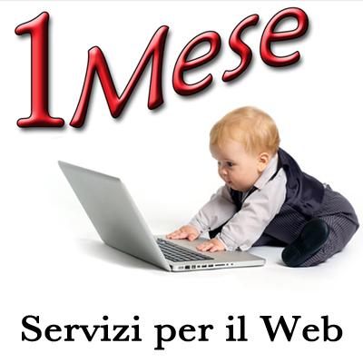 1 Mese - Servizi per il Web