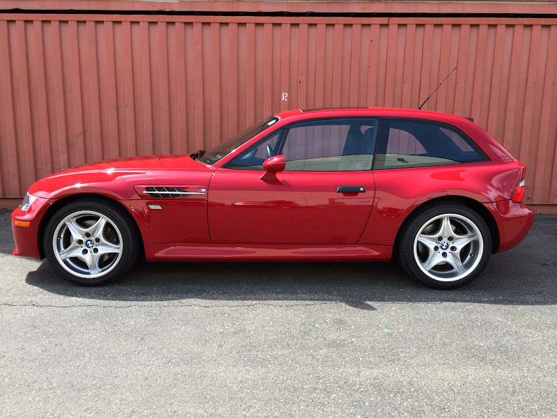 Find Used 2000 Bmw Z3 M Coupe Coupe 2 Door 3 2l All