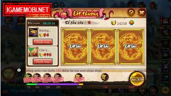 Game Kiếm Hiệp 2.7.0 phiên bản Danh Dương Tứ Hải 7