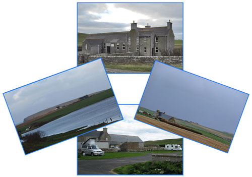 Holiday Parks in orkney islands