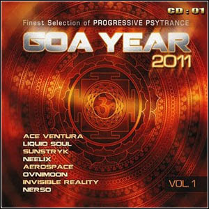52454545 Download   Goa Year Vol.2 (2011)