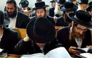 judios orando