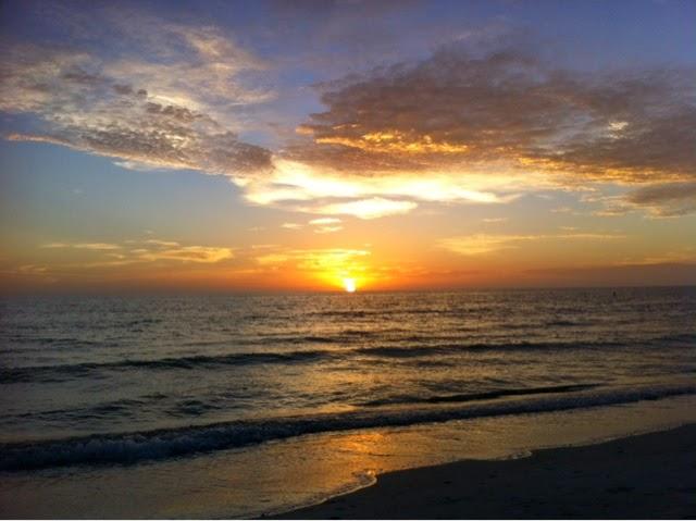 Sonnenuntergang Anna Maria Island Florida