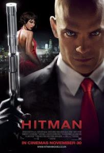 Kẻ Săn Người - Hitman poster