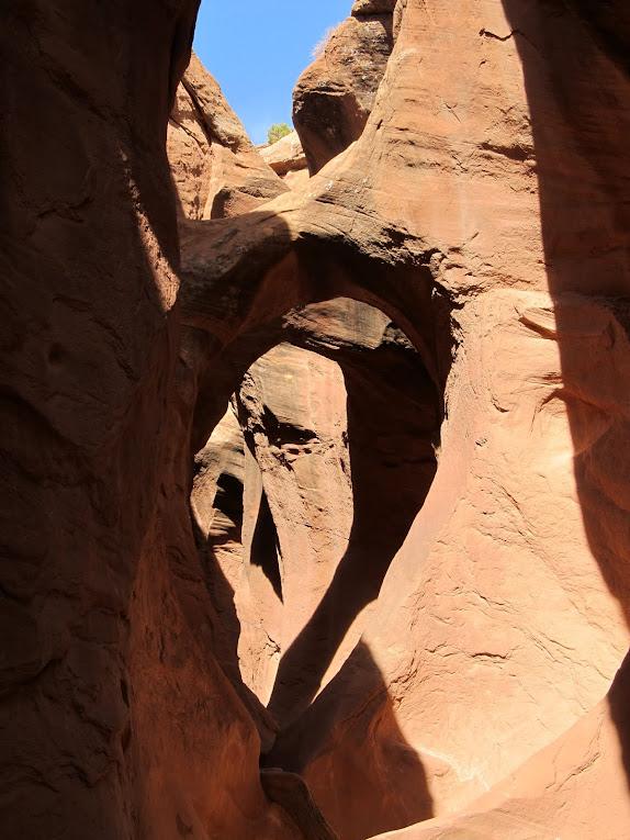 Arches in Peek-a-Boo