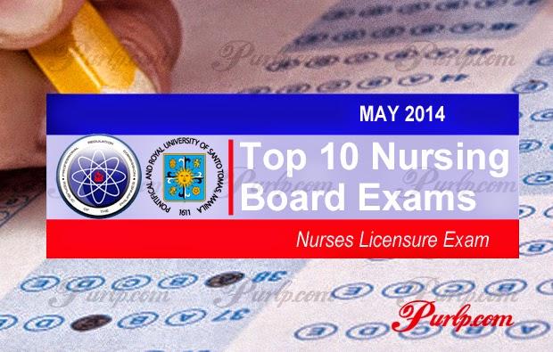 top 10 ust grad tops may 2014 nursing board exams