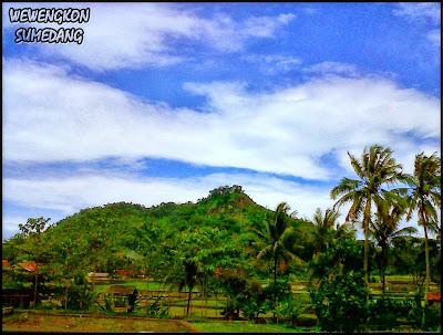 Gunung Kacapi Sumedang