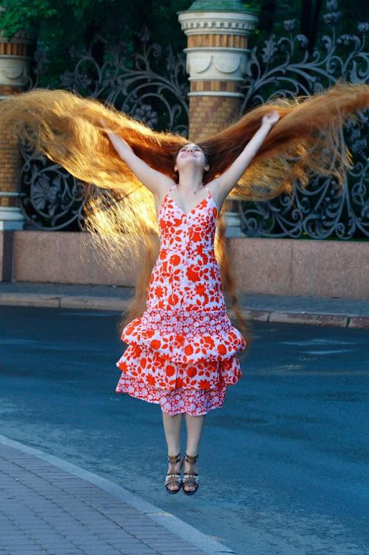 super long hair girl photos pictures