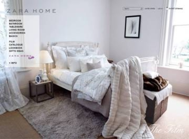 Zara Home Debuts With E Commerce In The Us Eversopopular