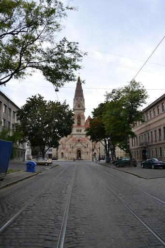 Занятия проходили в стенах Лютеранской кирхи