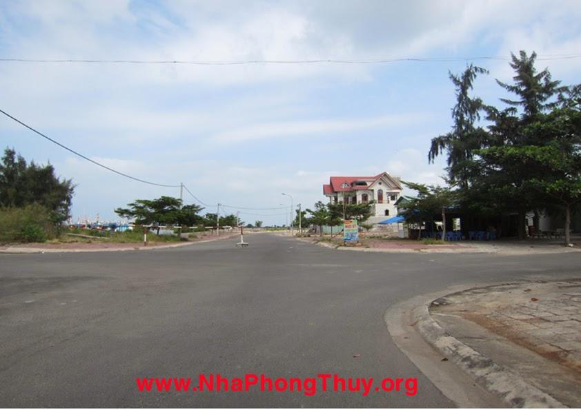 Đường vào khu đất là cuối đường Lê Văn Lộc, phường 8,TP Vũng Tàu