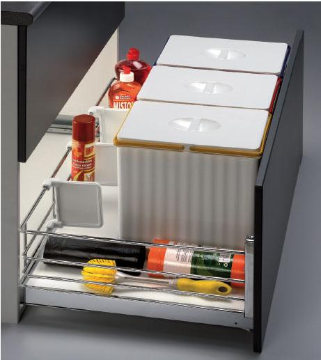Especialistas en productos para la cocina ba o armario for Accesorios armarios cocina