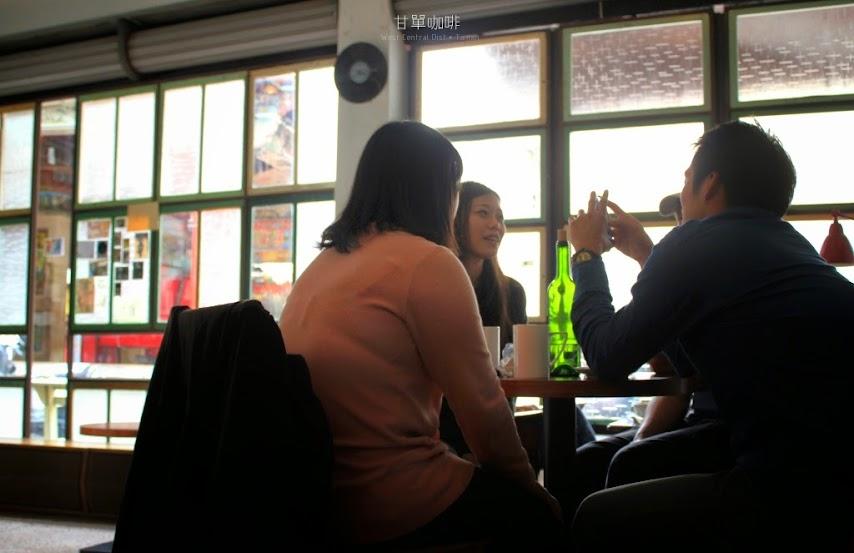台南中西區咖啡館,甘單咖啡
