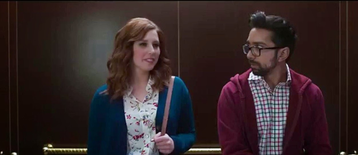 Audi — Vanessa Bayer's Fifty Shades of Grey Elevator Scene