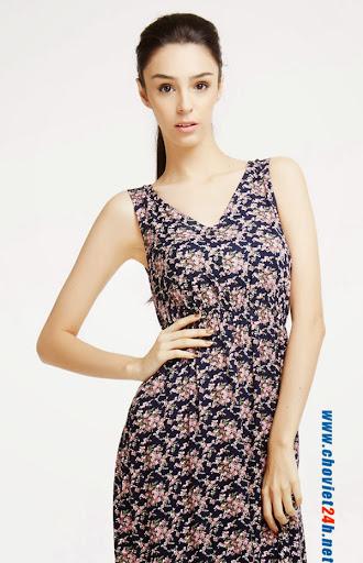 Váy thời trang Sophie Paris Paitone