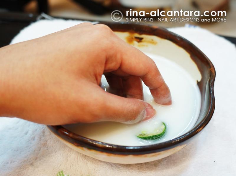Nail Tropics Trinoma Hand Bath