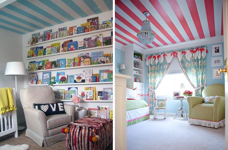 Kinderzimmer : Ideen Für Kinderzimmer Streichen Bilder Ideen Für ... Idee Kinderzimmer Streichen