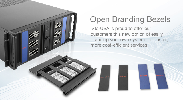 Open Branding Bezels from iStarUSA