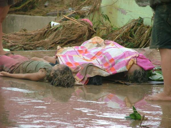 Help the Victims of Typhoon Sendong